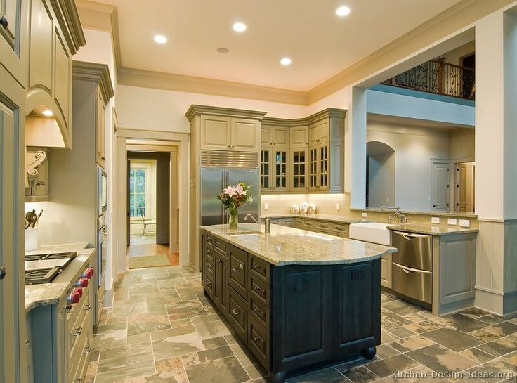 Large Kitchens Design Ideas 1512 best kitchens of the day images on pinterest | kitchen
