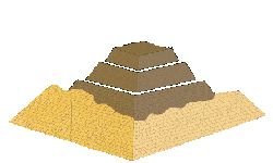 an overview of the pyramid construction in the ancient egypt Some believe latest find proves that ancient pyramid workers were paid laborers   egypt: new find shows slaves didn't build pyramids  dorothy resig, an  editor of biblical archaeology review in washington dc, said.