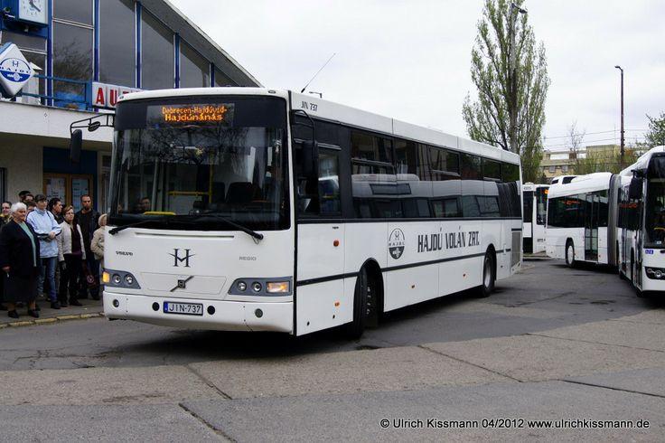 JIN-737 Debrecen Helyközi Autóbusz-Állomás 18.04.2012