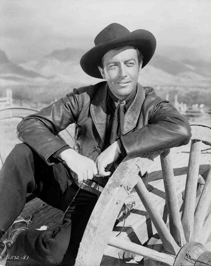 """Robert Taylor en """"Billy el Niño"""", 1941"""