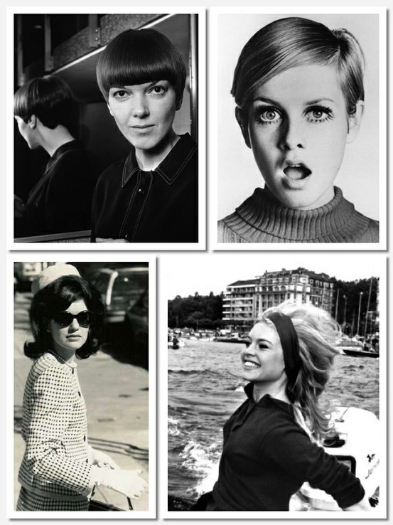 Toni & Guy's #1960s #style #icons - #60s #ToniAndGuy