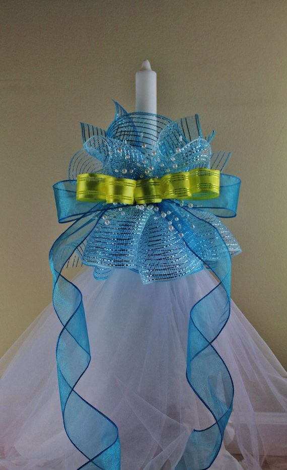 Check out this item in my Etsy shop https://www.etsy.com/listing/199311400/boys-orthodox-baptismchristening-candle