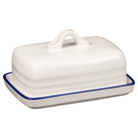 Buy John Lewis Coastal Butter Dish Online at johnlewis.com