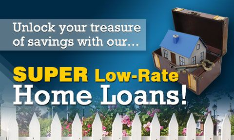 Put your house to work for you! A Home Equity Line of Credit can help you finance repairs, pay off high-interest loans, or consolidate debt.Save money with our Super Low-Rate HELOC! Visit https://mycccu.mortgagewebcenter.com/.