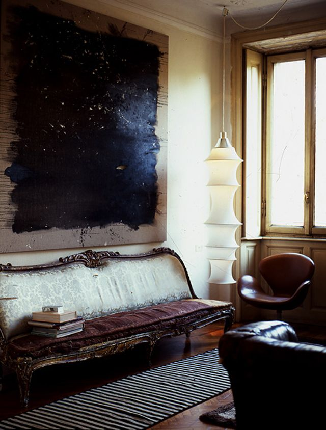 Milano Solferino Apartment by Dimore Studio | Yellowtrace. Un hermoso salon clasico, perfecto como diseño en el sector suroeste
