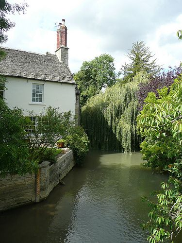 River Windrush, Witney, Oxfordshire
