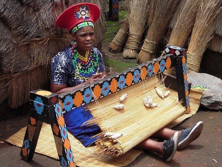 Lesedi woman - LESEDI, Gauteng