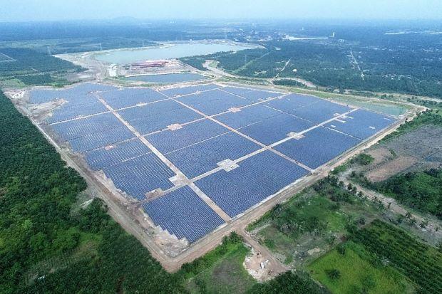 World S Biggest Floating Solar Farm Seen Driving Thai Green Push Business News The Star Online Solar Farm Solar Landscaping Melbourne