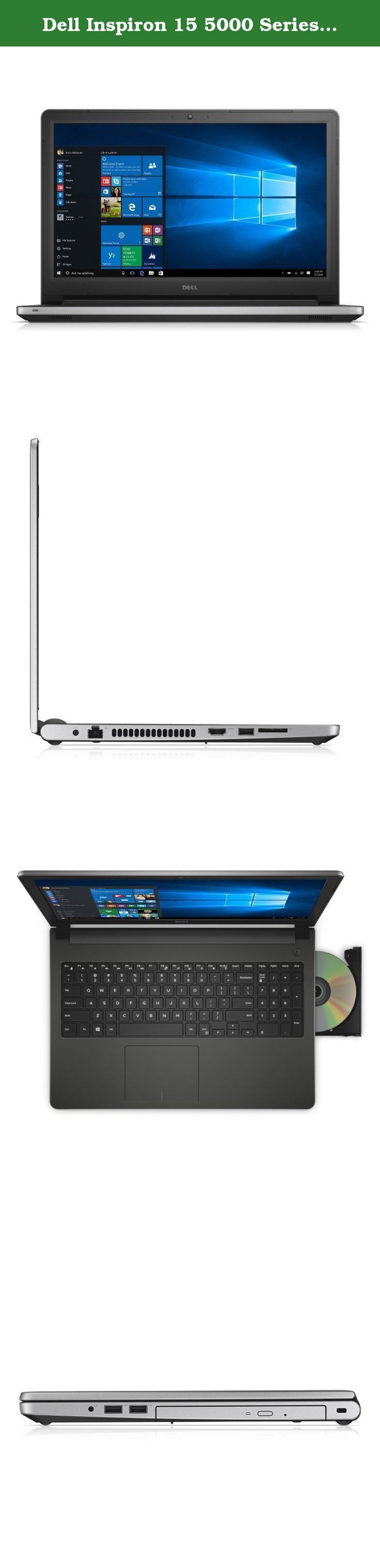 Nice Dell Laptops 2017: Dell Inspiron 15 5000 Series 15.6-Inch FHD Touchscreen Laptop - 6th Generation I...  Traditional Laptops, Laptops, Computers & Tablets, Computers & Accessories, Electronics