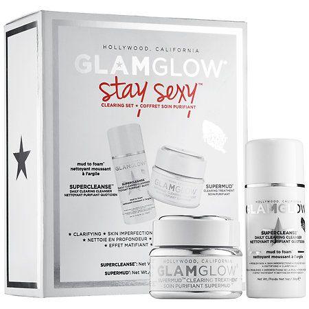 Stay Sexy Clearing Set - GLAMGLOW | Sephora