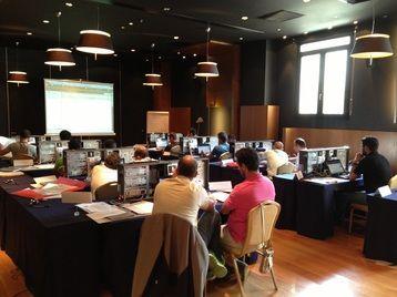 Σε ετοιμότητα βρίσκονται οι εκπαιδευτικές μηχανές της Quantum για το σεμινάριο ΚΝΧ Basic Course που θα διεξαχθεί στις 3-4-5-6 Οκτωβρίου 2013 στην Αθήνα.   Κάθε σεμινάριο ΚΝΧ Basic Course  αποτελεί σημείο αναφοράς για κάθε συμμετέχοντα καθότι εκτίθεται σε μία διεθνή κτιριακή τεχνογνωσία απεριόριστων δυνατοτήτων η οποία υποστηρίζεται μέχρι σήμερα από 320 κατασκευαστικά μέλη απ' όλο τον κόσμο.