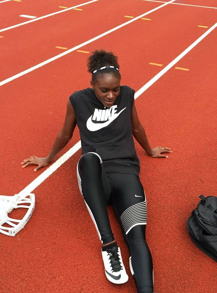 Meet Dina Asher-Smith: The Fastest Woman in British History #refinery29