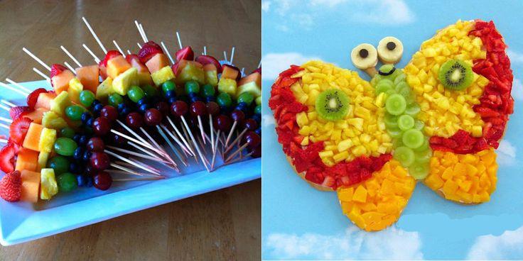 ideas con frutas y verduras - Buscar con Google