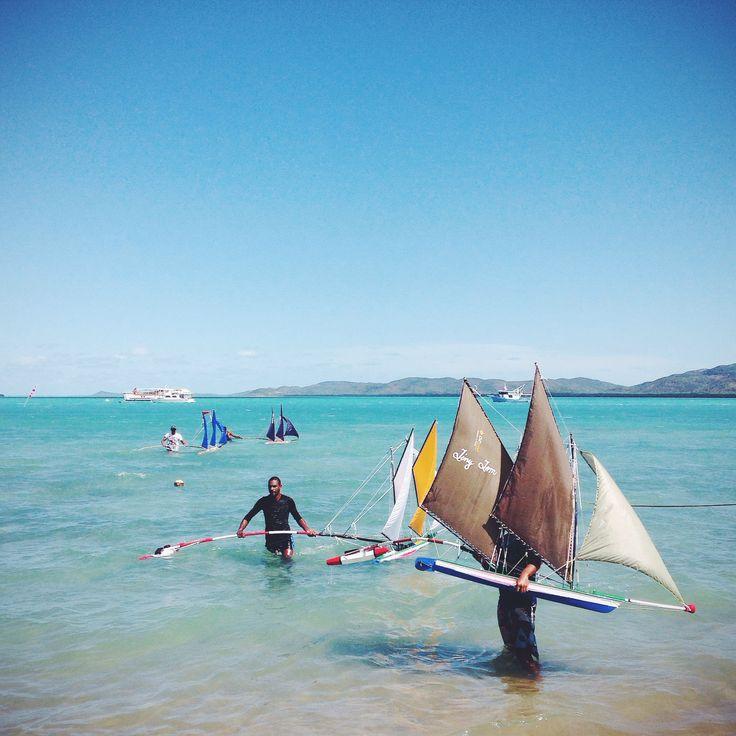 The Winds if Zenadth Cultural Festival - Boat races - #thursdayisland #torresstrait #tsi