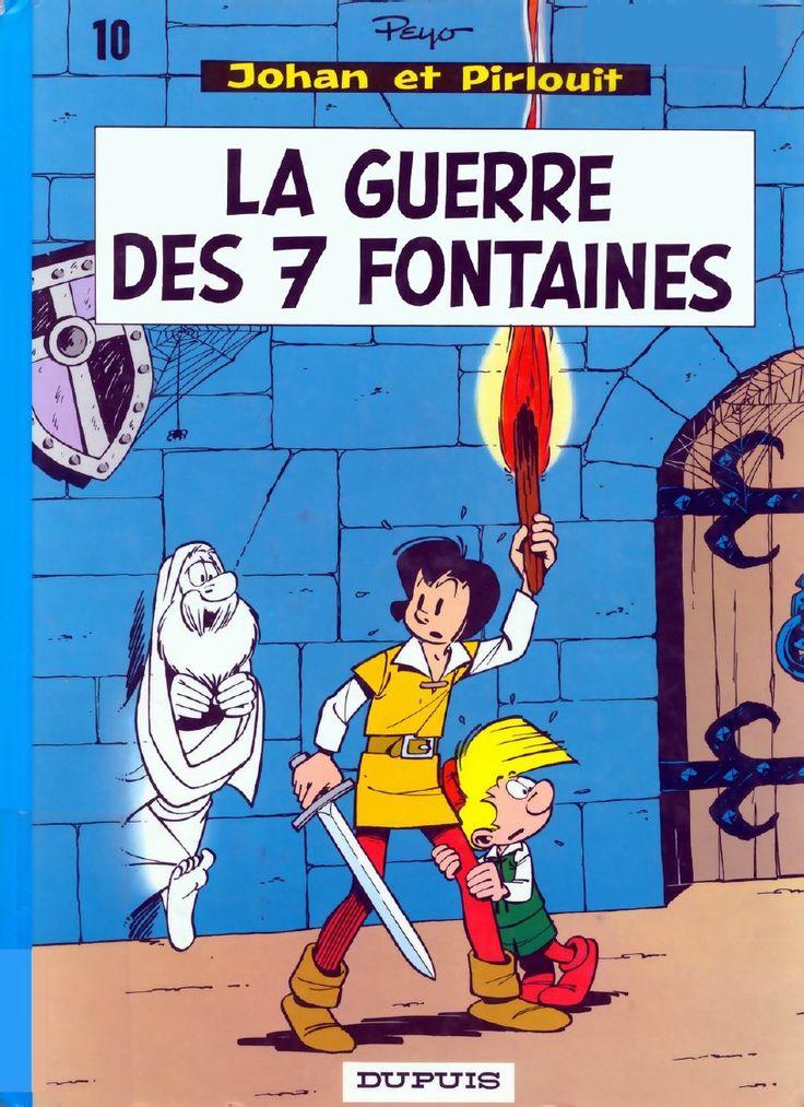 https://fr.scribd.com/document/246041879/Johan-Et-Pirlouit-10-La-Guerre-Des-7-Fontaines