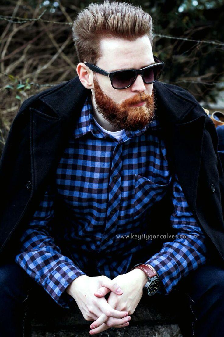 #beard #barba #barbaruiva #lumberjack #lumbersexual