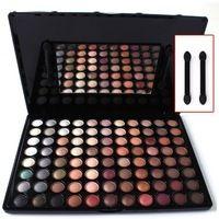 88 tierra Color Eyeshadow Palette Natural mate sombra de ojos paleta de maquillaje profesional
