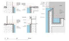 Imagen 34 de 39 de la galería de Bar-Piscina-Galería / BCMF Arquitetos + MACh Arquitetos. Detalle