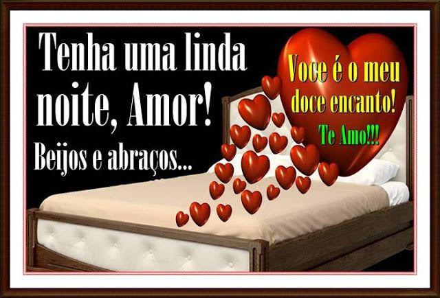 Cartoes Postais De Boa Noite Meu Amor Mensagem Boa Noite