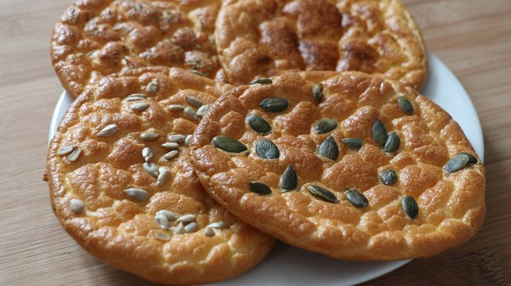 Cloud Bread : Pain sans Gluten