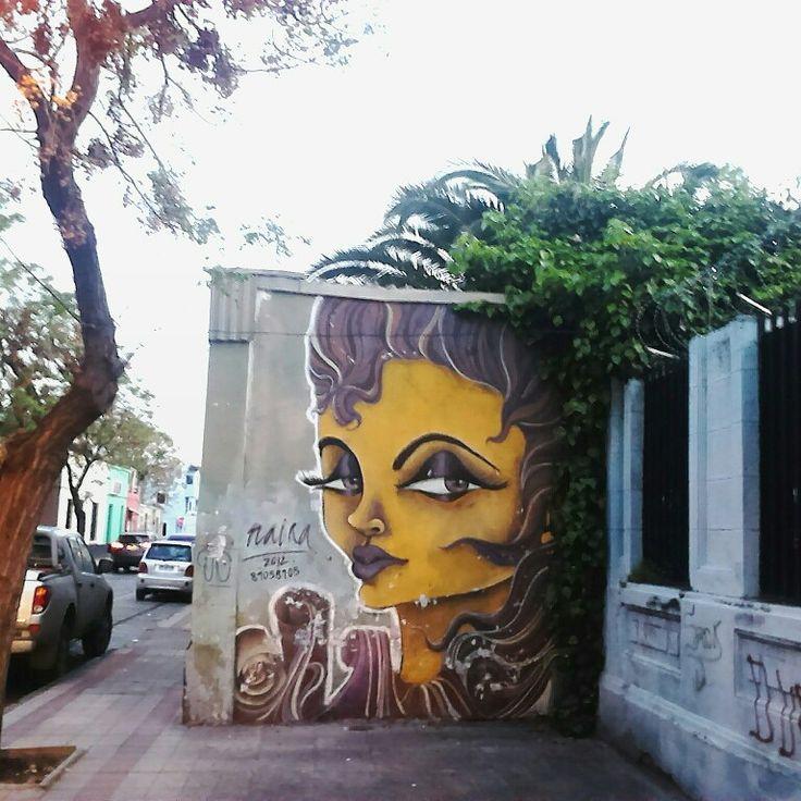 Street Art Chile, Barrio Yungay, Santiago / Arte Callejero Barrio Yungay, Santiago de Chile