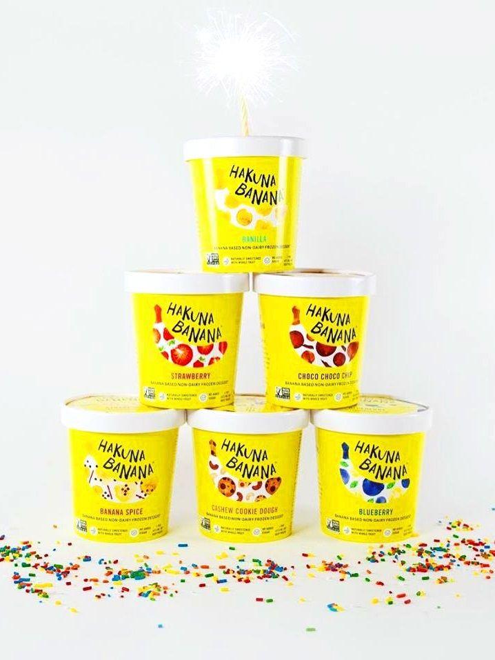 Hakuna Banana Frozen Dessert Review (Dairy-Free Nice Cream
