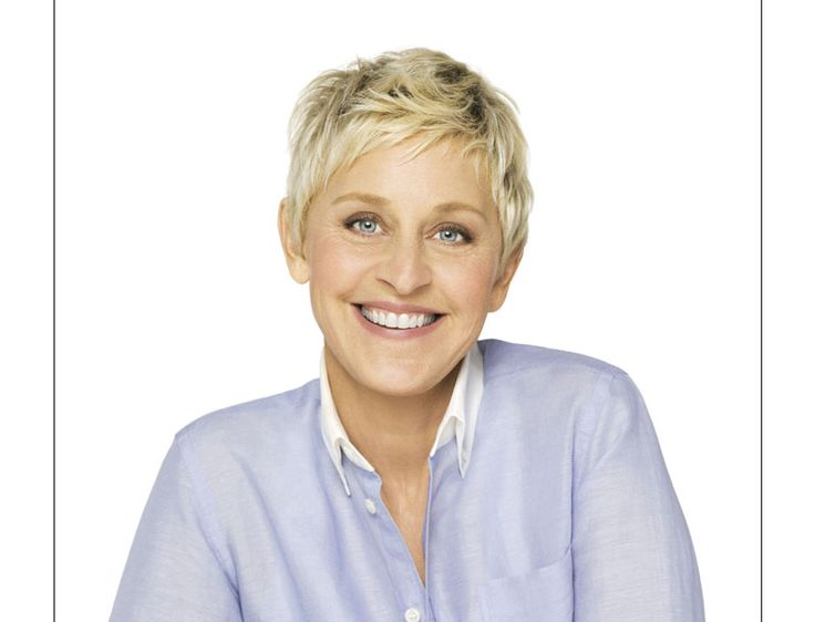 Ellen DeGeneres: The Mark Twain Prize, airing on Friday, July 18, at 9 p.m. on WXXI