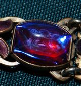 Dragon's Breath Stone | Dragon's Breath Mexican Glass Opals - Identifying This Type of Stone ...