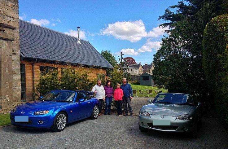 Mazda MX-5 Owners Club Rally