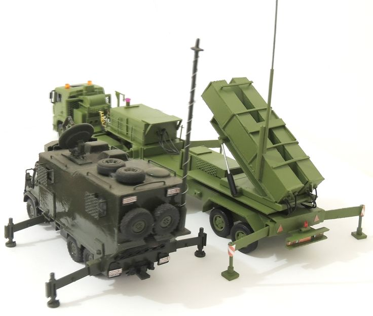 Handmade : Army Radio Control . 43 Scale