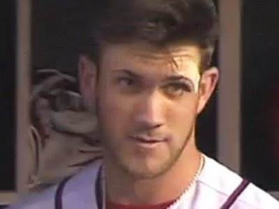 13 Hilarious Twitter Reactions To Bryce Harper's 'That's A Clown Question, Bro'