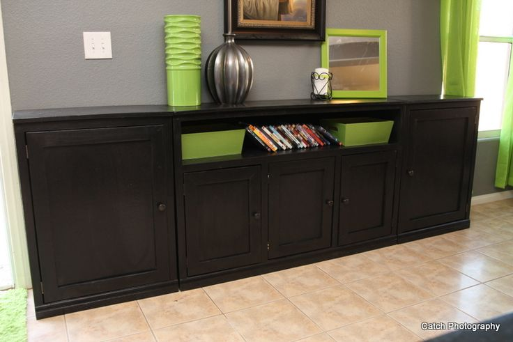 Ana White | Build a Rebecca Media Center-Side Base | Free and Easy DIY Project and Furniture Plans