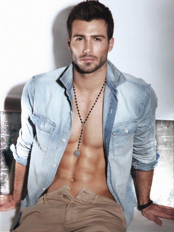 Justin Clynes #handsome #hot