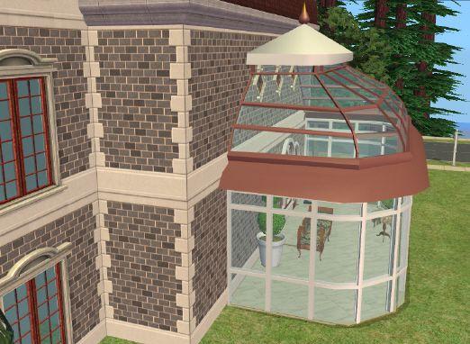 Victorian greenhouses - Viktorianische Glashaeuser