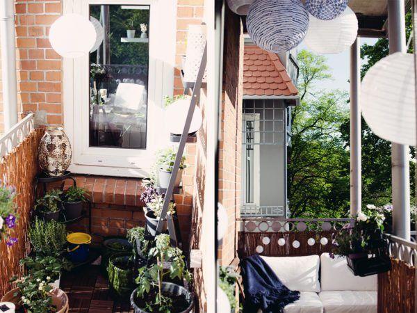 die besten 25 schmaler balkon ideen auf pinterest kleine terrasse balkon bank und kleines. Black Bedroom Furniture Sets. Home Design Ideas