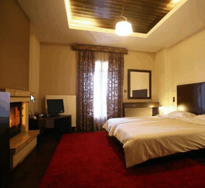 Ένα τυπικό Δίκλινο δωμάτιο του Τιτάγιον