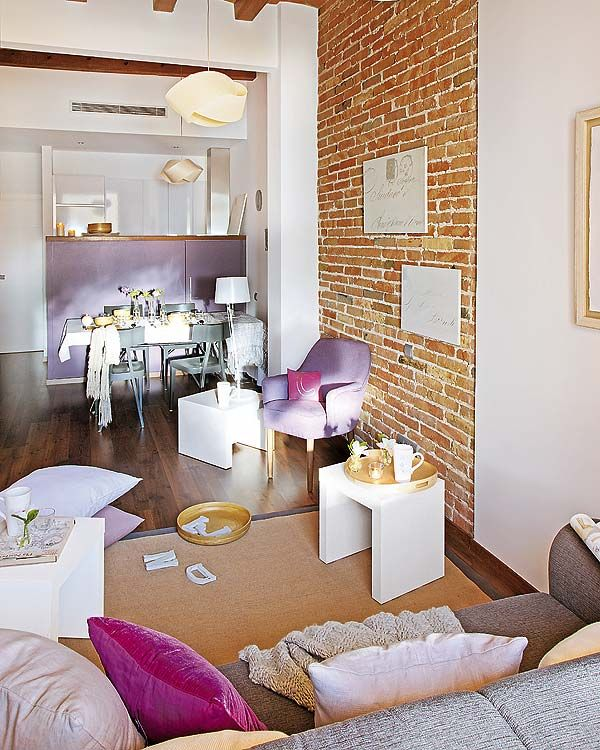 Reinvented Interior Design Apartment in Barcelona