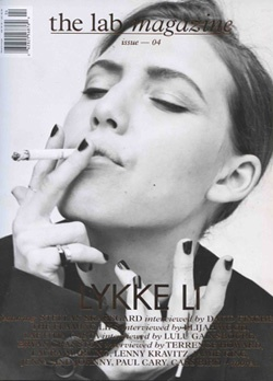 the lab magazine.: Lykk To, Frank Ockenfel, Graphics Design, Labs Magazines, Black White, Covers Design, Magazines Covers, People, Fall 2011