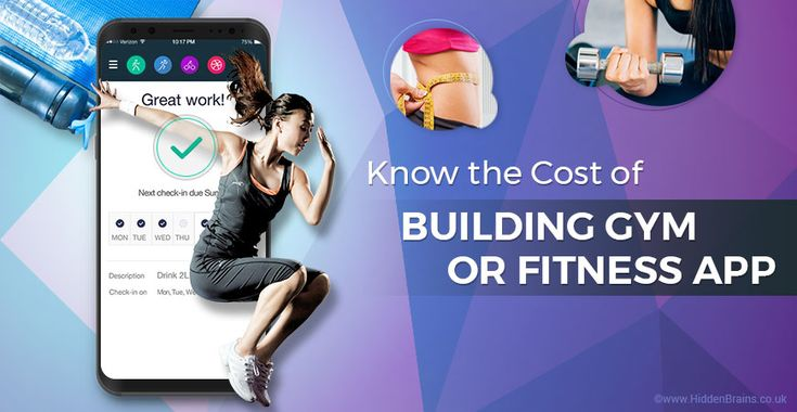 Health and fitness app development is gaining traction with more people being concerned of their physique. Let's know about cost and features of gym workout, personal health & fitness Android application development services.