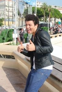 """French actor Kev Adams has presented at MIPCOM the """"History of a transmedia success, from Kev to Adam"""""""