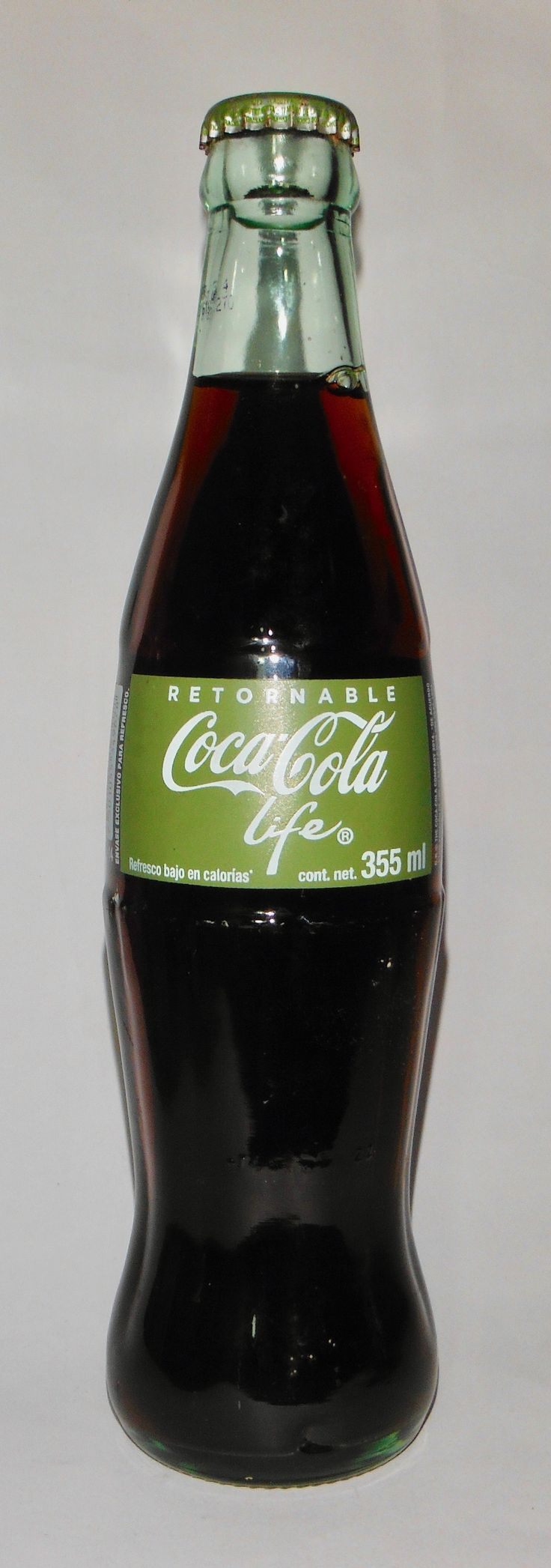 coca cola life Coca-cola life -- a reduced-calorie cola sweetened with cane sugar and stevia  leaf extract -- is the perfect refreshing beverage to enjoy throughout summer's.