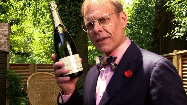 Champagne Saber Time http://www.reddit.com/r/videos/comments/24yq0u/alton_brown_a_daring_way_to_open_a_champagne/