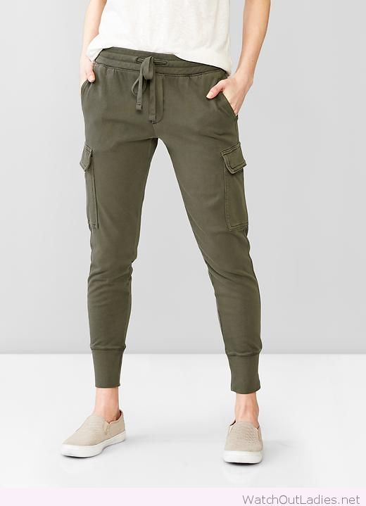Cool Cargo Jogger Pants She S Got Style Pinterest