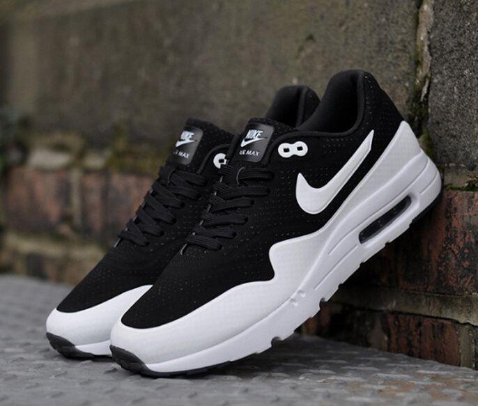 Mens Nike Air Max 1 Black