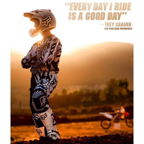 Motocross by Trey Canard...Guesswho love trey,hes awesome!!