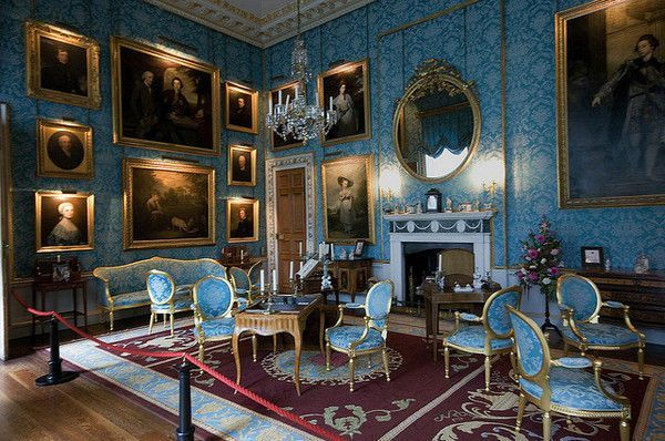 Image Result For Interior Castle Howard Yorkshire Castle Howard Castles Interior Castle