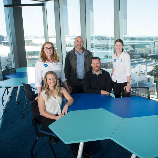 University of Newcastle opens NeW Space facility