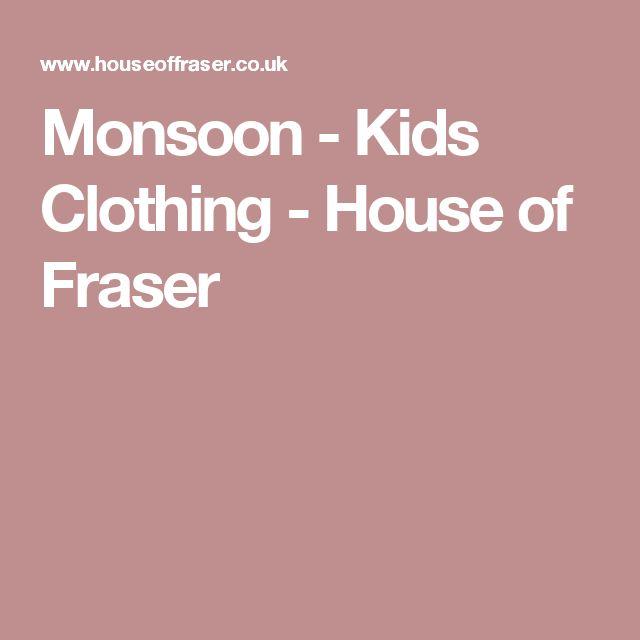 Monsoon - Kids Clothing - House of Fraser