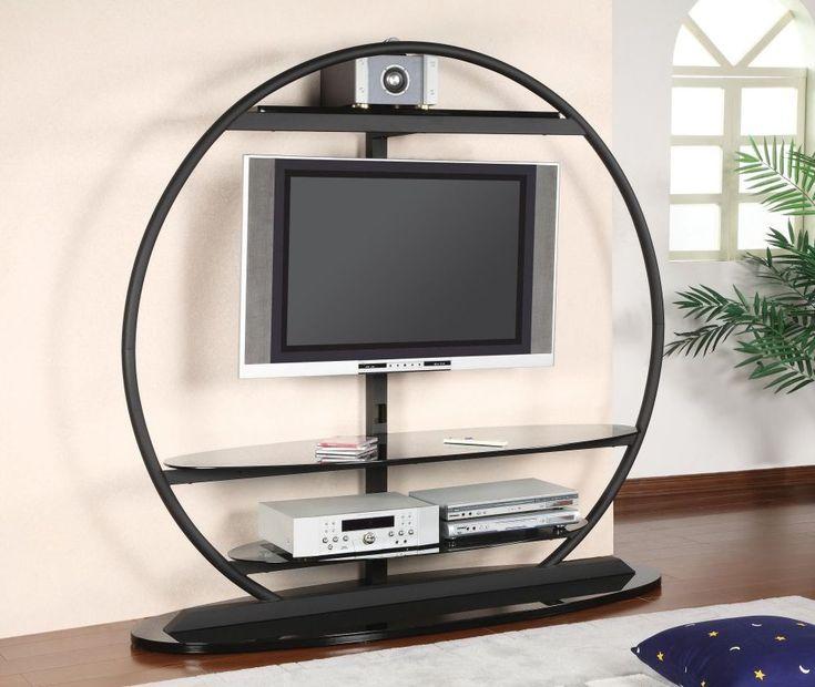 Coaster Fine Furniture Floor Standing Tv Mount Tv