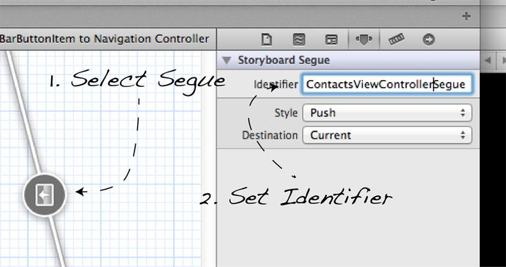 iOS 5 Storyboard: How To use Segues, #board  Scenes and Static Content UITableViews
